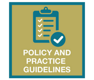 Policy and Practice Guidelines